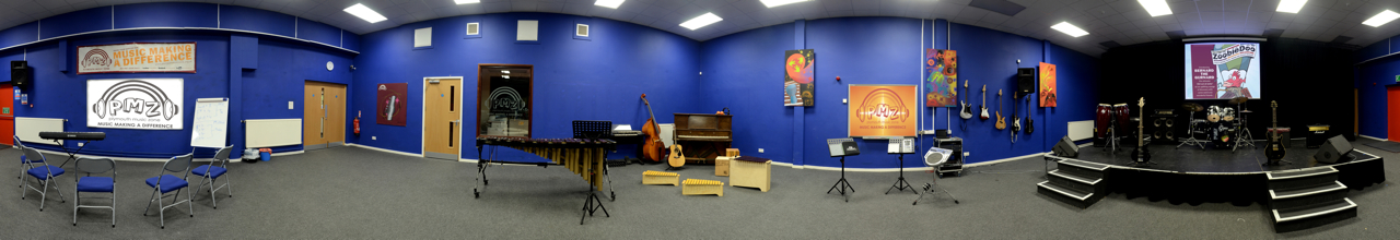 About Pmz Plymouth Music Zone
